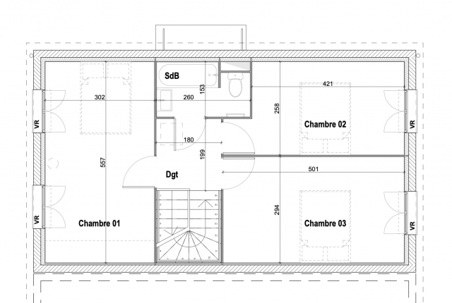 Maison INVEST +150€ CASHFLOW/mois