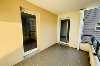 EXCLU APT T4 avec terrasse et garage
